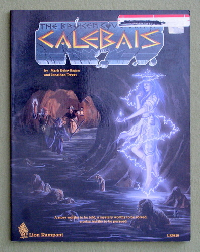 Image for Broken Covenant of Calebais (Ars Magica, 2nd Edition)
