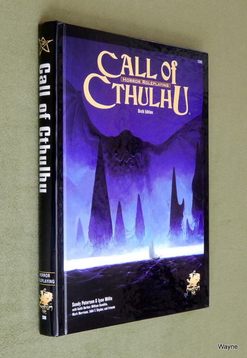 Image for Call of Cthulhu: Horror Role Playing in the Worlds of H. P. Lovecraft (6th Edition)