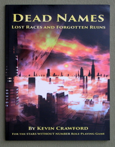Image for Dead Names: Lost Races and Forgotten Ruins (Stars Without Number)