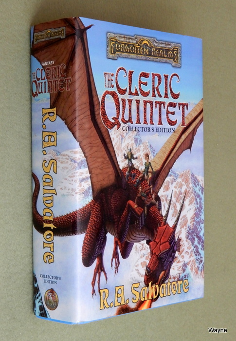 the icewind dale trilogy collectors edition a forgotten realms omnibus