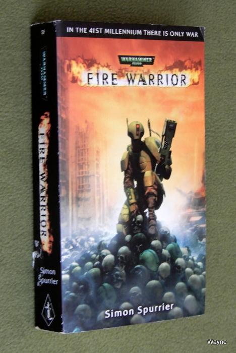 Image for Fire Warrior (Warhammer 40,000)