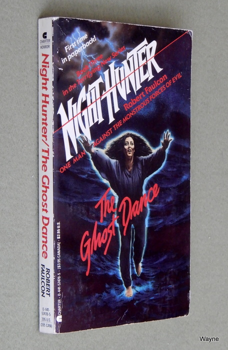 Image for The Ghost Dance (Night Hunter)