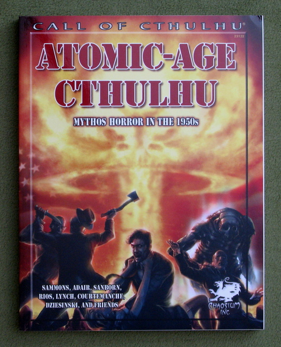 Image for Atomic-Age Cthulhu: Mythos Horror in the 1950s (Call of Cthulhu roleplaying)