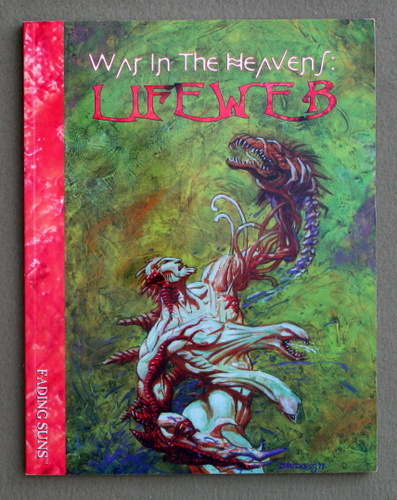 Image for War in the Heavens: Lifeweb (Fading Suns)