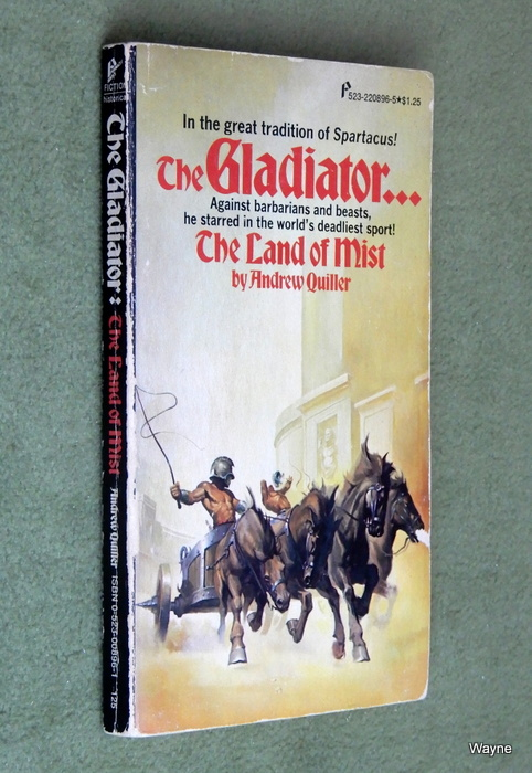 Image for The Gladiator: The Land of Mist
