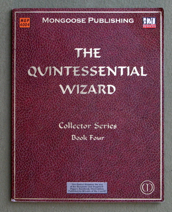 Image for Quintessential Wizard (Dungeons & Dragons D20)