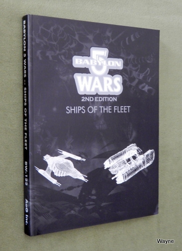 Image for Ships of the Fleet (Babylon 5 Wars, 2nd Edition)