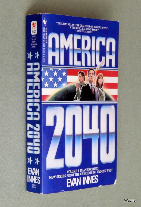 Image for America 2040 (Book 1)