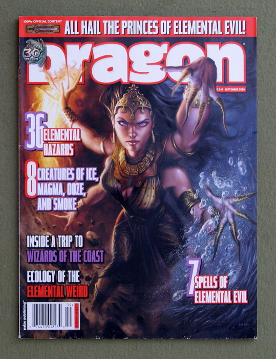 Image for Dragon Magazine, Issue 347