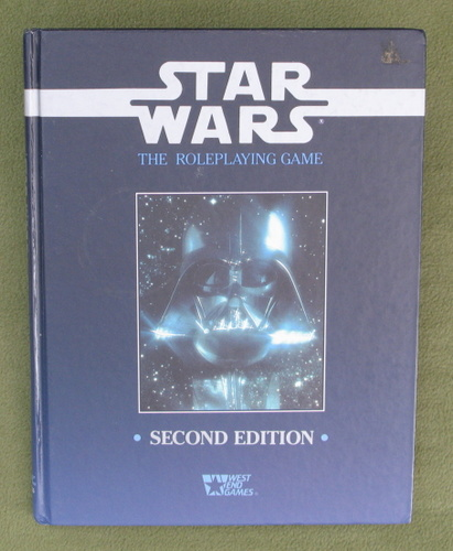 Image for Star Wars: The Roleplaying Game (2nd Edition)
