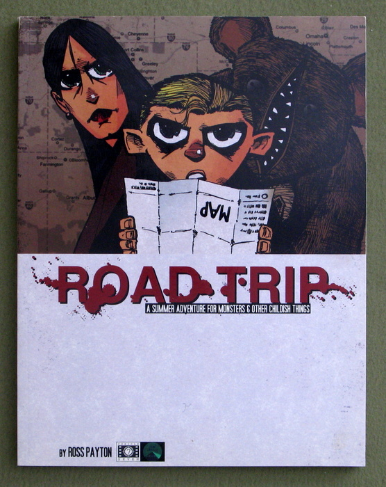 Image for Road Trip: A Summer Adventure for Monsters & Other Childish Things