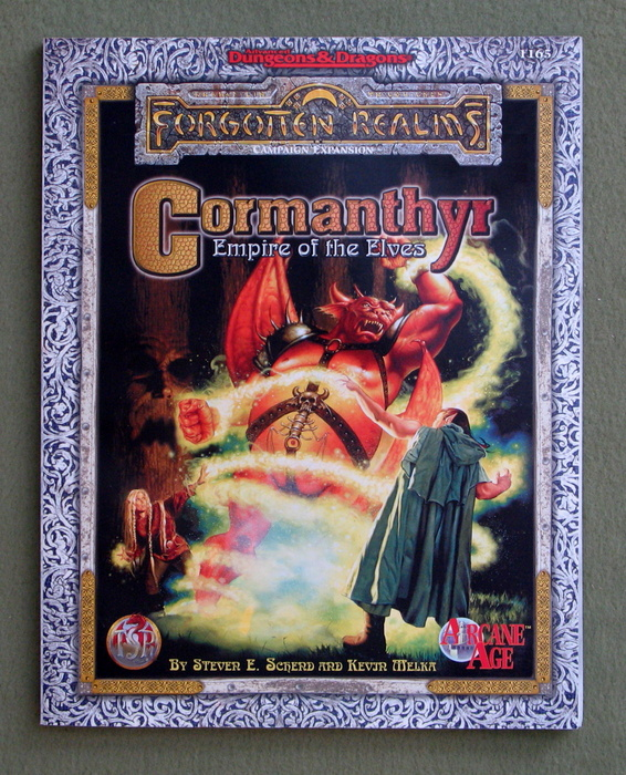 Image for Cormanthyr: Empire of Elves (Advanced Dungeons & Dragons: Forgotten Realms)