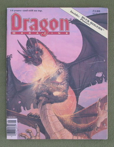 Image for Dragon Magazine, Issue 146