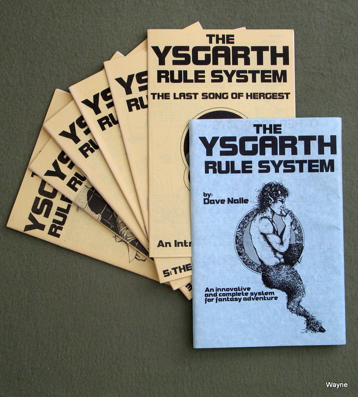 Image for Ysgarth Rule System set