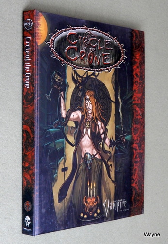 Image for Circle of The Crone (Vampire The Requiem: World Of Darkness)