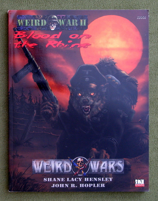 Image for Weird War II: Blood on the Rhine (Weird Wars d20 Horror/War Roleplaying)