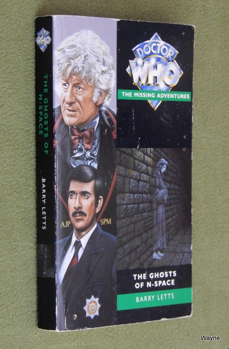 Image for The Ghosts of N-Space (Doctor Who The Missing Adventures)