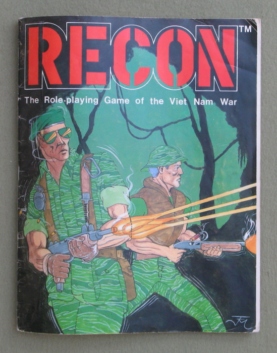 Image for Recon: The Roleplaying Game of the Viet Nam War - PLAY COPY