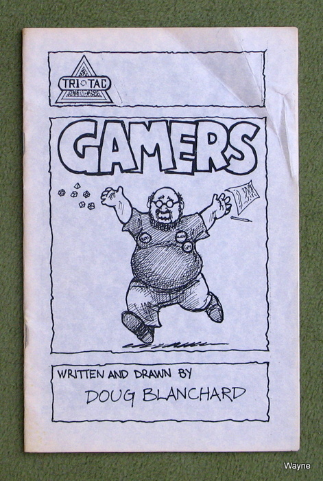 Image for Gamers: Comic Satire about Wargamers and RPGers