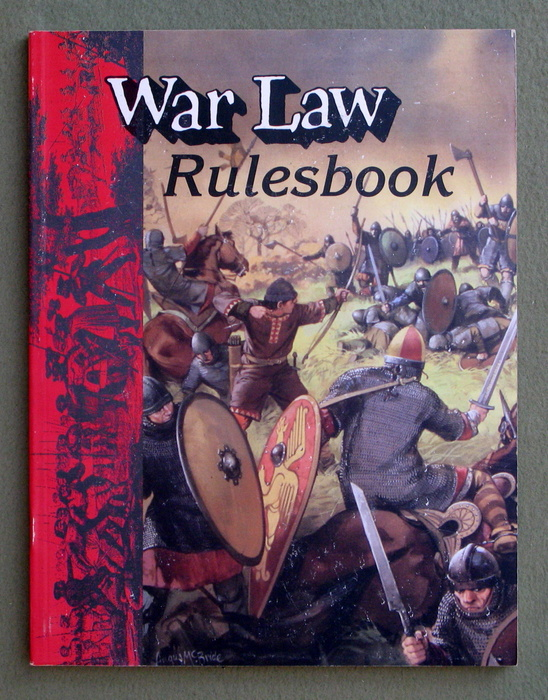 Image for War Law: Rulesbook (Rolemaster)