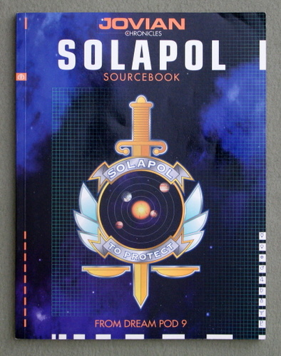 Image for SolaPol Sourcebook (Jovian Chronicles)