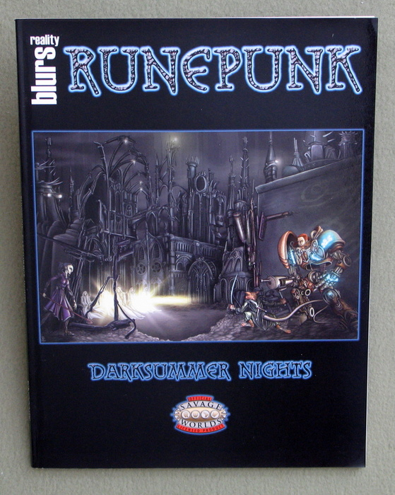 Image for Runepunk: Darksummer Nights (Savage Worlds)