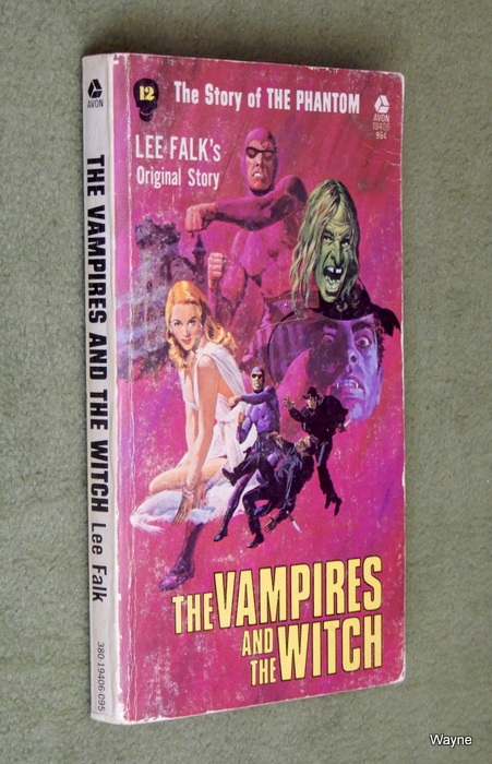 Image for The Vampires and the Witch (The Story of the Phantom, 12)