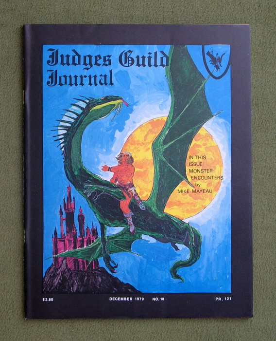 Image for Judges Guild Journal, Issue 18 (Dec 1979)