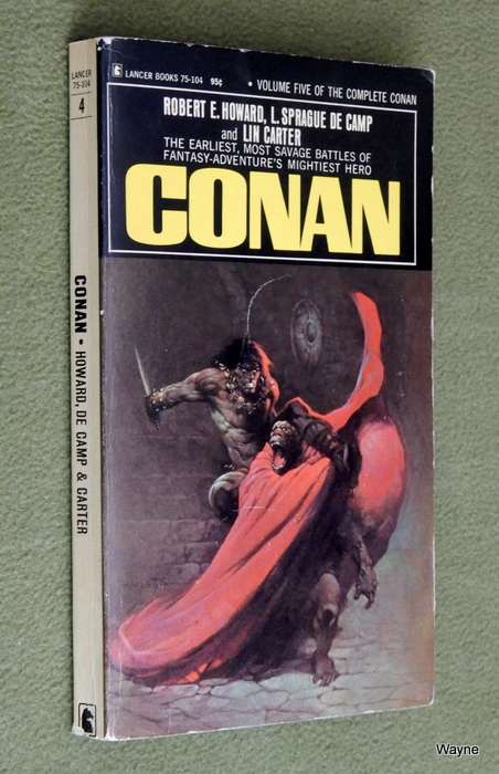 Image for Conan (Volume Five of the Complete Conan)