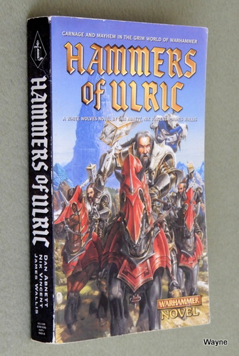 Image for Hammers of Ulric: A White Wolves Novel (Warhammer)