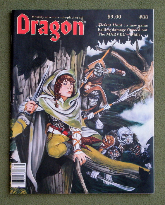 Image for Dragon Magazine, Issue 88