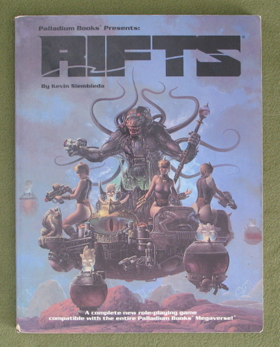Image for Rifts: Role Playing Game