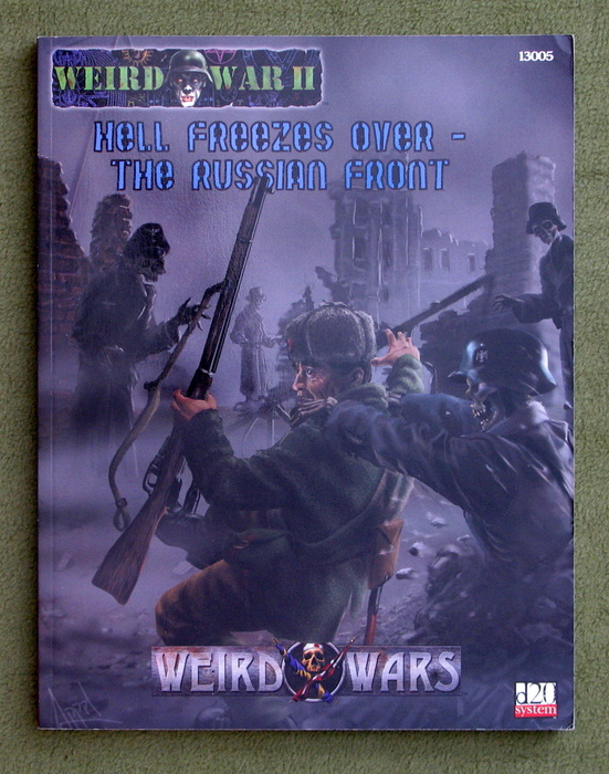 Image for Weird War II: Hell Freezes Over - The Russian Front (d20 System)