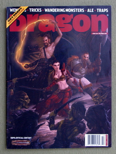 Image for Dragon Magazine, Issue 326