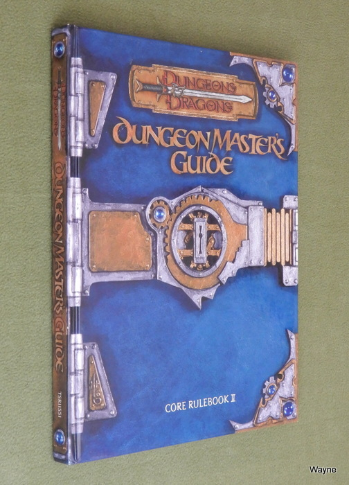 Image for Dungeon Master's Guide: Core Rulebook II (Dungeons & Dragons)