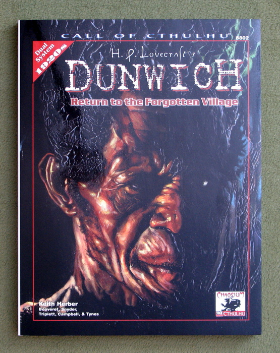 Image for H.P. Lovecraft's Dunwich: Return to the Forgotten Village (Call of Cthulhu Roleplaying)