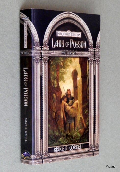 Image for Lady of Poison (Forgotten Realms: The Priests)