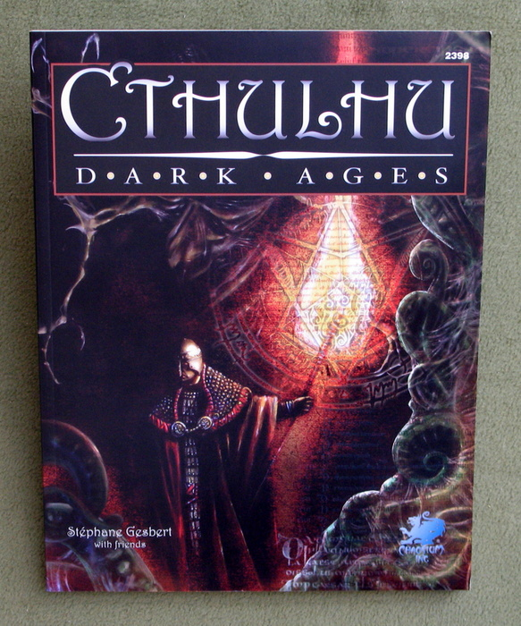 Image for Cthulhu Dark Ages (Call of Cthulhu Horror Roleplaying)