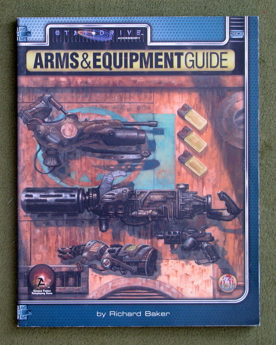 Image for Arms & Equipment Guide (Alternity Sci-Fi Roleplaying, Star Drive Setting)
