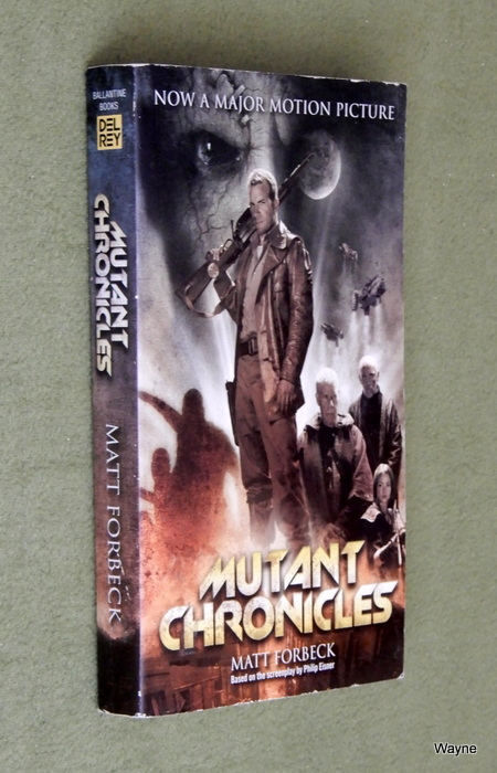 Image for Mutant Chronicles