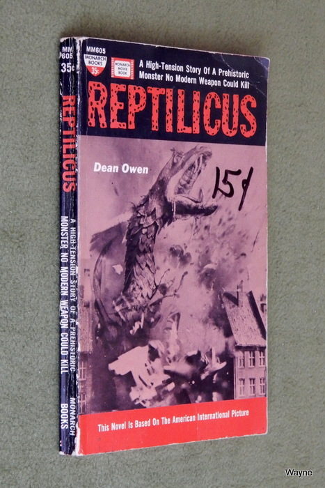 Image for Reptilicus