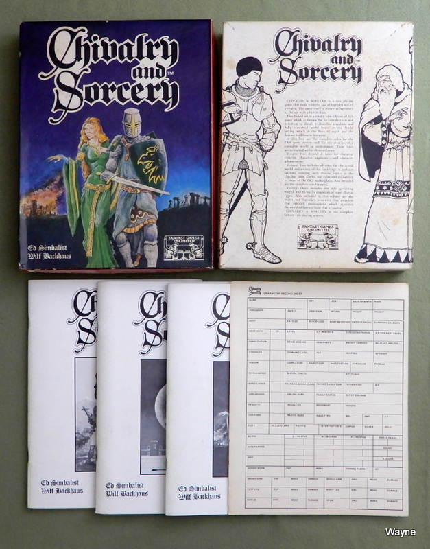 Image for Chivalry & Sorcery (2nd Edition)