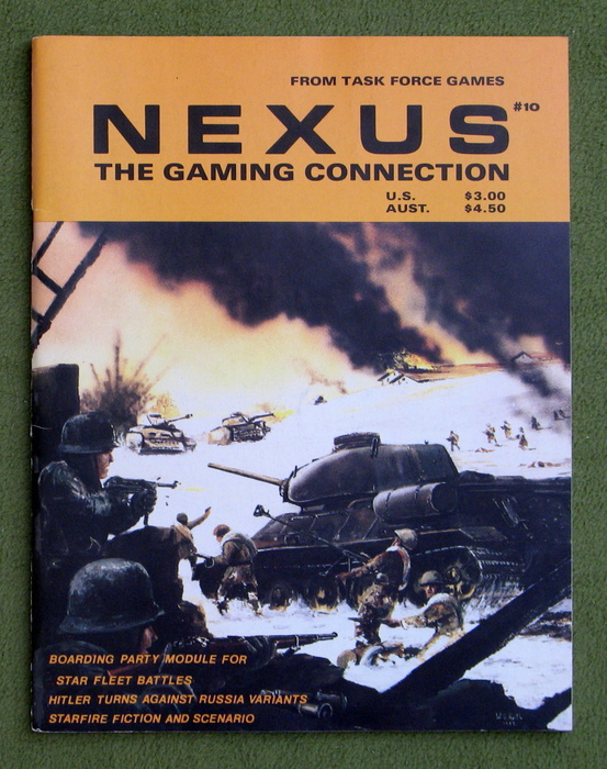 Image for Nexus The Gaming Connection #10