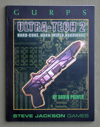 Image for GURPS Ultra-Tech 2: Hard-Core, Hard-Wired Hardware