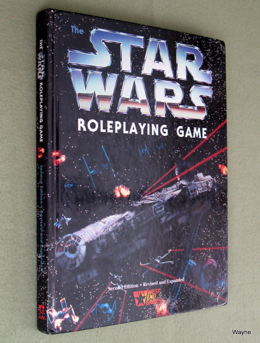 Image for Star Wars Roleplaying Game (Second Edition, Expanded & Revised)