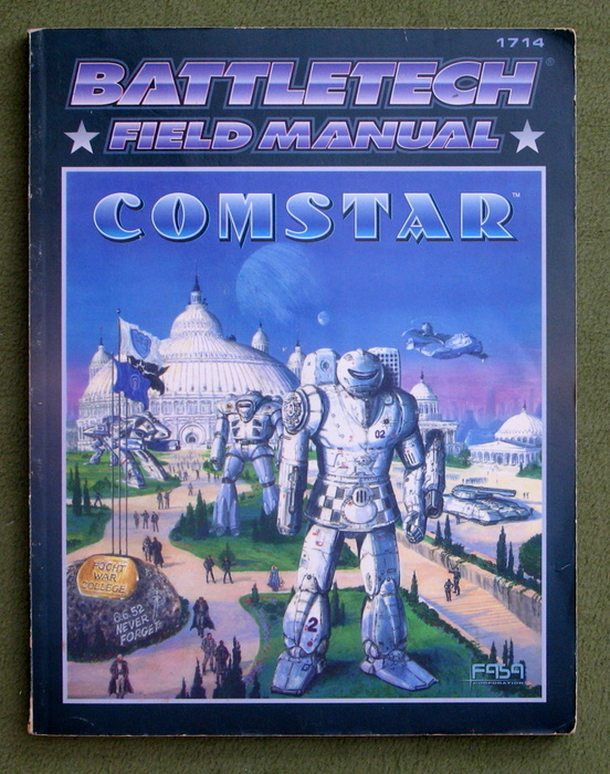 Image for Comstar (Battletech Field Manual)