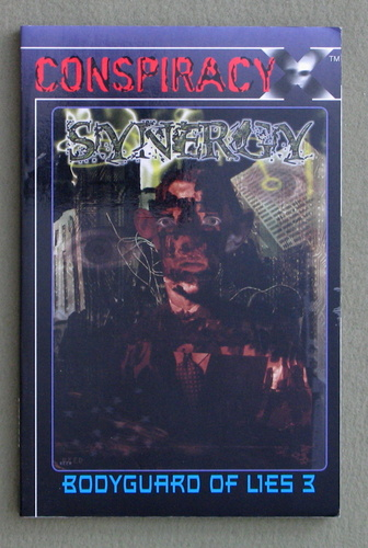 Image for Synergy: Bodyguard of Lies 3 (Conspiracy X)