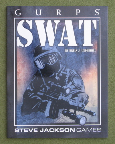 Image for GURPS SWAT