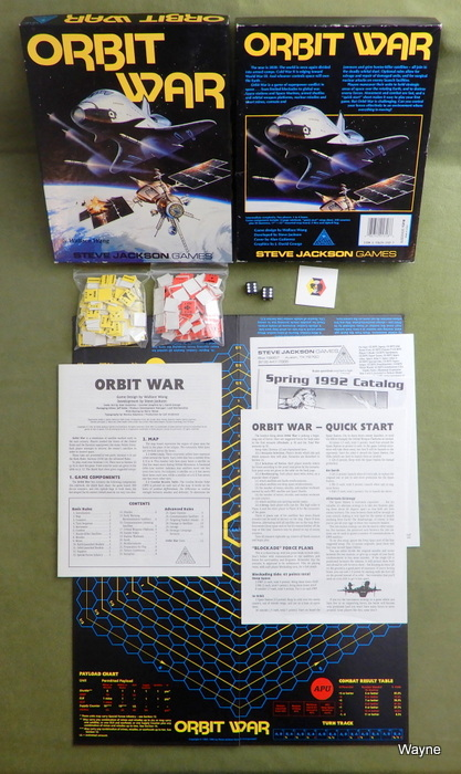 Image for Orbit War
