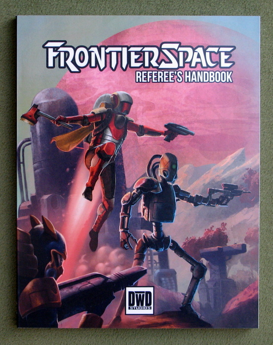 Image for FrontierSpace Referee's Handbook